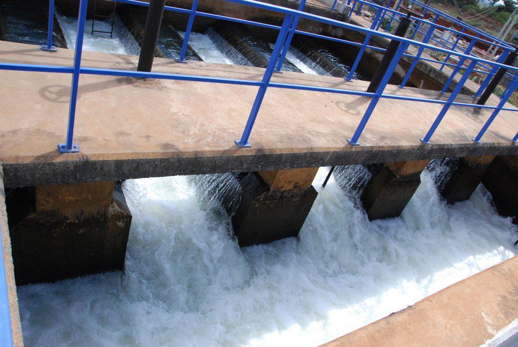 Ngethu Water Treatment