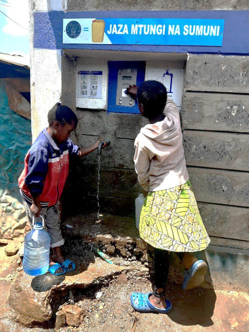 Nairobi Water Kiambui Project