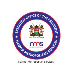 key sector players Nairobi Metropolitan Services logo