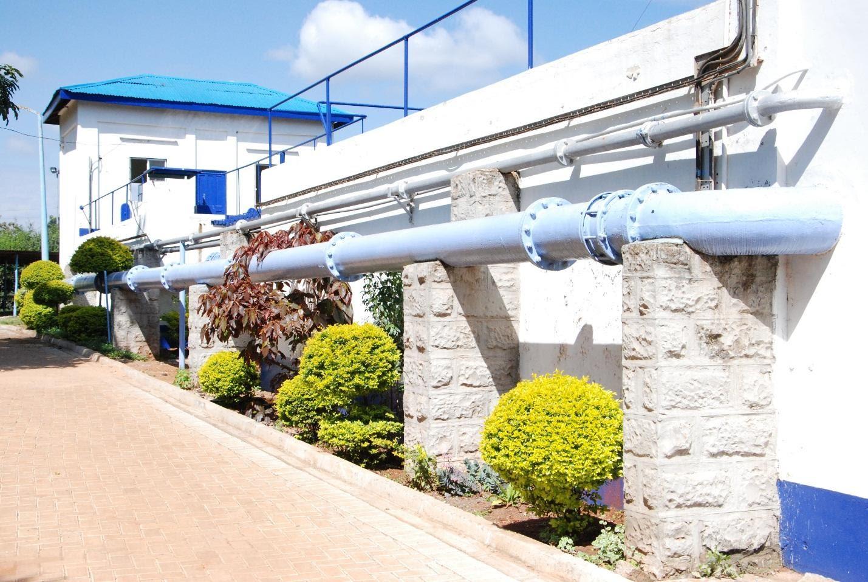 Kabete Treatment Plant
