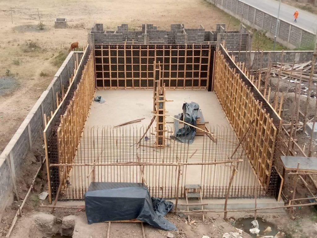 mihang'o underground tank