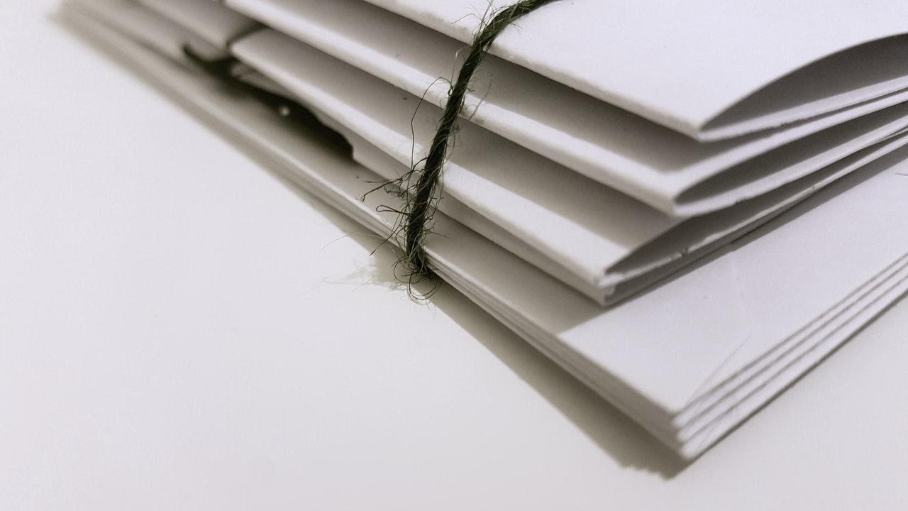 Tender folder image